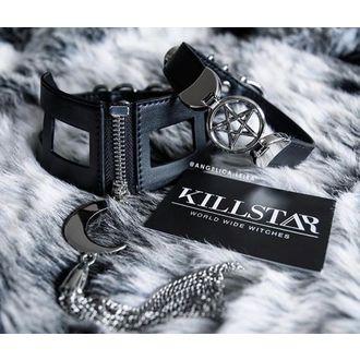 KILLSTAR nyakék - Nikky Choker - Fekete, KILLSTAR