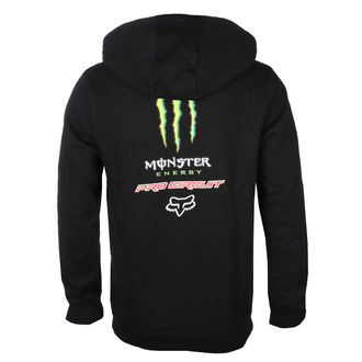 kapucnis pulóver férfi - Monster - FOX, FOX