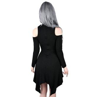 KILLSTAR Női ruha - Onyx Fall-Deep - FEKETE, KILLSTAR
