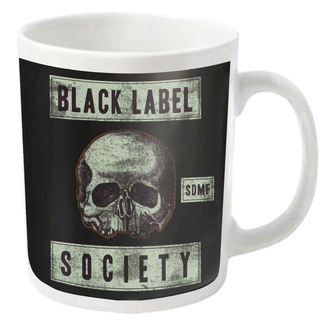 BLACK LABEL SOCIETY bögre - DOOM TROOPER - PLASTIC HEAD, PLASTIC HEAD, Black Label Society