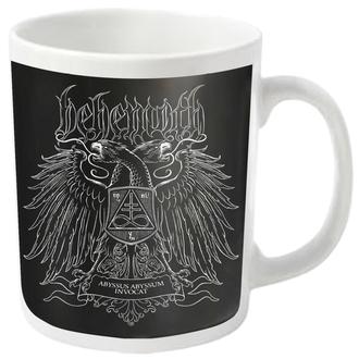 BEHEMOTH bögre - ABYSSUM - fehér - PLASTIC HEAD, PLASTIC HEAD, Behemoth
