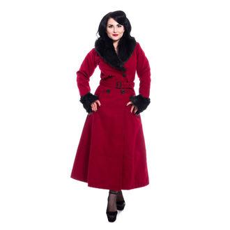 Rockabella Női kabát - BIANCA - PIROS, ROCKABELLA