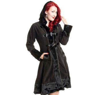 POIZEN INDUSTRIES Női kabát - MINX - FEKETE, POIZEN INDUSTRIES
