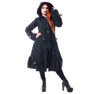 POIZEN INDUSTRIES Női kabát - ALICE - ZÖLD JELÖLJE BE, POIZEN INDUSTRIES