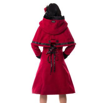 VIXXSIN Női kabát - ELENA - PIROS, VIXXSIN