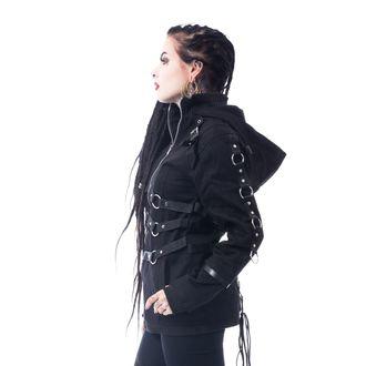 tavaszi/őszi dzseki női - VIVIEN - CHEMICAL BLACK
