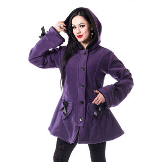 POIZEN INDUSTRIES Női kabát - ALISON - LILA, POIZEN INDUSTRIES