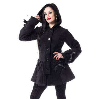 POIZEN INDUSTRIES Női kabát - ALISON - FEKETE, POIZEN INDUSTRIES