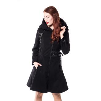 POIZEN INDUSTRIES Női kabát - TEARS - FEKETE, POIZEN INDUSTRIES