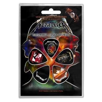 METALLICA Pengetők - HARDWIRED TO SELF DESTRUCT - RAZAMATAZ, RAZAMATAZ, Metallica