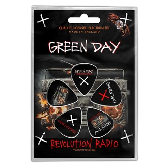 Green Day pengetők - Revolution - ROCK OFF, ROCK OFF, Green Day