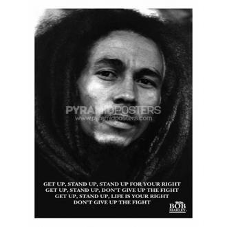 Poszter - Bob Marley - PP30263, PYRAMID POSTERS, Bob Marley