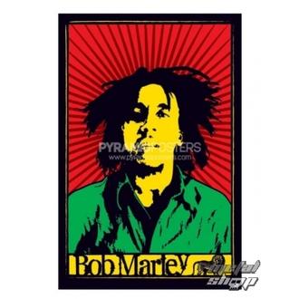 Bob Marley poszter (Rastafari) - PP31292, PYRAMID POSTERS, Bob Marley