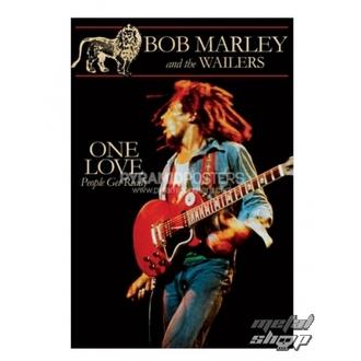 Bob Marley poszter (Wailers) - PP31315, PYRAMID POSTERS, Bob Marley
