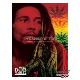 poszter - Bob Marley (Dreads) - PP31791, PYRAMID POSTERS, Bob Marley