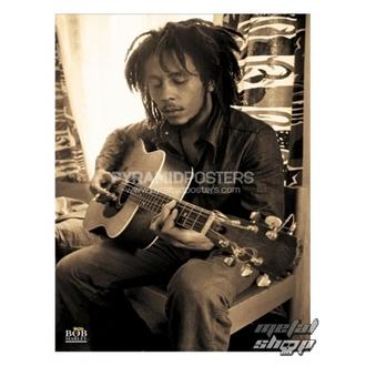 poszter - Bob Marley (Sepia) - PP31818, PYRAMID POSTERS, Bob Marley