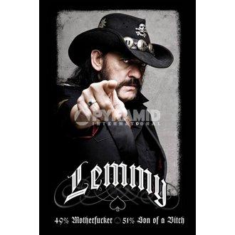 Lemmy poszter (49% Mofo) Motörhead - PP31980 - PYRAMID POSTERS