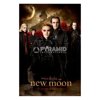 poszter Twilight - New Moon (Volturi) (Alkony) - PP32066, TWILIGHT