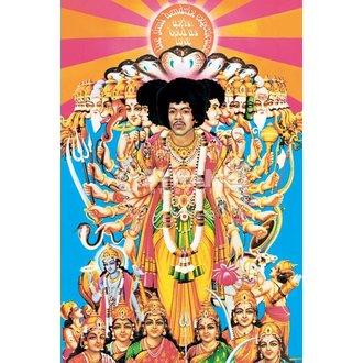 poszter Jimi Hendrix (Axis Bold As Love) - PYRAMID POSTERS, PYRAMID POSTERS, Jimi Hendrix