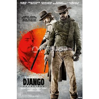 poszter Django Unchained - They Took His Free - Pyramid Posters, PYRAMID POSTERS