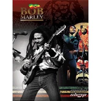 kép 3D Bob Marley - PPL70046, PYRAMID POSTERS, Bob Marley