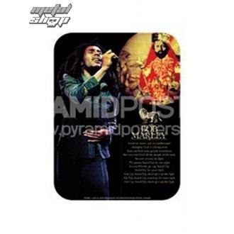 matrica Bob Marley - Selassie - PS6530T, PYRAMID POSTERS, Bob Marley
