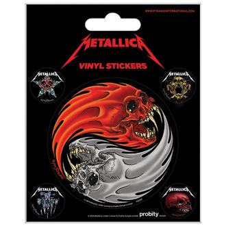 Metallica matricák - PYRAMID POSTERS, PYRAMID POSTERS, Metallica