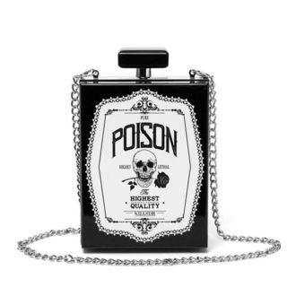 KILLSTAR Pénztárca (kézitáska) - Pure Poison Clutch - FEKETE, KILLSTAR