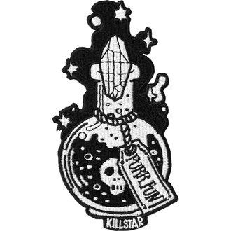 KILLSTAR Rávasalható felvarró - Purr Fun, KILLSTAR