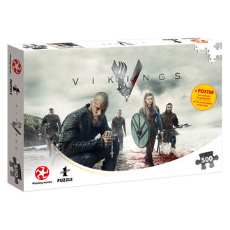 Vikings Puzzle - The World Will be Ours, NNM