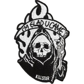 KILLSTAR Rávasalható felvarró - Reaper, KILLSTAR