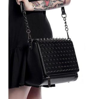 KILLSTAR kézitáska (táska) - Rhea Spiked - Fekete, KILLSTAR