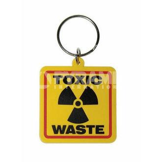 kulcstartó Toxic Waste - RK38028, PYRAMID POSTERS