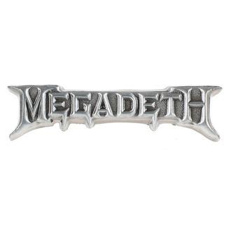 MEGADETH kitűző- ROCK OFF, ROCK OFF, Megadeth