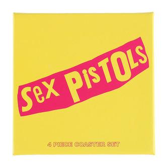 Sex Pistols poháralátét - ROCK OFF, ROCK OFF, Sex Pistols