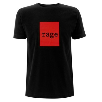 tričko pánské Rage Against The Machine - Red Square - Black, NNM, Rage against the machine
