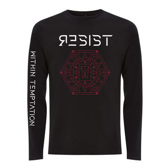 metál póló férfi Within Temptation - Resist Hexagon - NNM, NNM, Within Temptation
