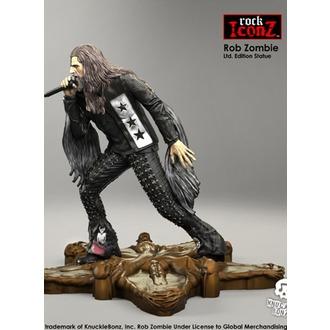 Szobor/ Ábra Rob Zombie - Rock Iconz, KNUCKLEBONZ, Rob Zombie