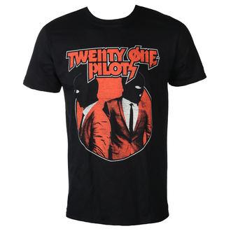 metál póló férfi Twenty one pilots - INCOGNITO - PLASTIC HEAD, PLASTIC HEAD, Twenty one pilots