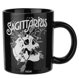 KILLSTAR Bögre - Sagittarius - FEKETE, KILLSTAR