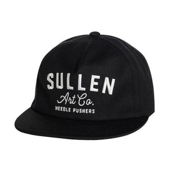 SULLEN sapka - VINTAGE - FEKETE, SULLEN