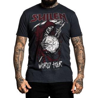 hardcore póló férfi - WORLD TOUR - SULLEN, SULLEN