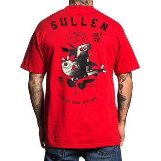 hardcore póló férfi - LOVE MACHINE - SULLEN, SULLEN