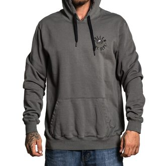 kapucnis pulóver férfi - ART DEPT - SULLEN, SULLEN