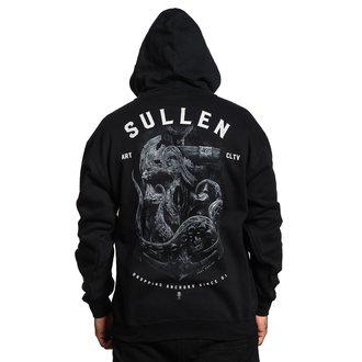 kapucnis pulóver férfi - DROPPING ANCHORS - SULLEN, SULLEN