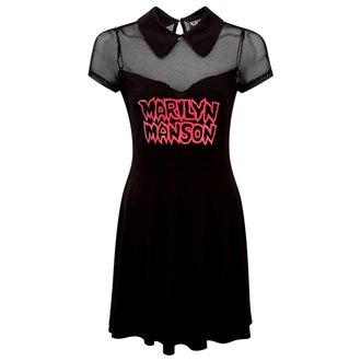 KILLSTAR női ruha - MARILYN MANSON - Sedate - Fekete, KILLSTAR, Marilyn Manson