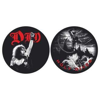 DIO Lemezlejátszó alátét (készlet 2 db)- Holy Diver - RAZAMATAZ, RAZAMATAZ, Dio