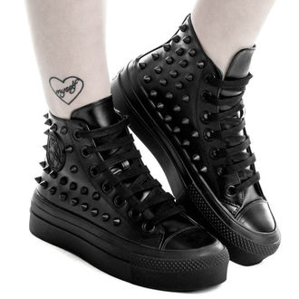cipő ék unisex - SOULED OUT HIGH TOPS - KILLSTAR