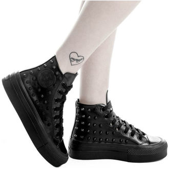 cipő ék unisex - SOULED OUT HIGH TOPS - KILLSTAR, KILLSTAR