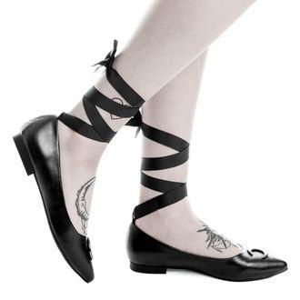balerina cipők női - STARLIGHT FLATS - KILLSTAR